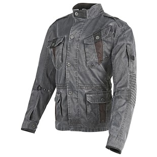 Speed and Strength Fame and Fortune Motorcycle Jacket