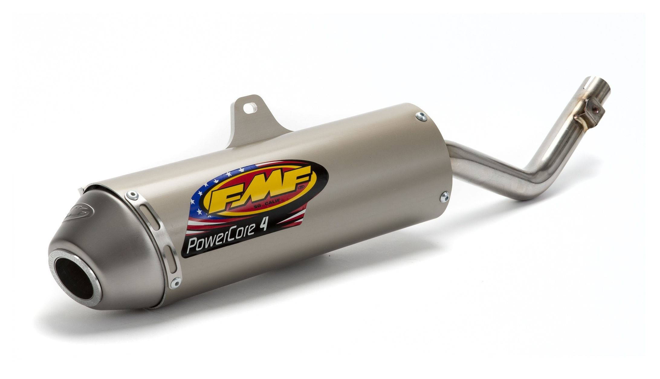 Fmf Powercore  Muffler For Yamaha Tw
