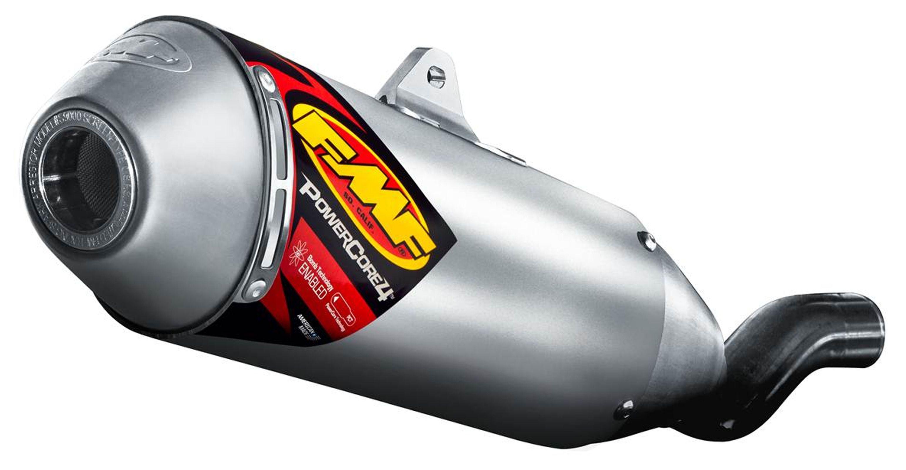 FMF PowerCore 4 Slip-On Exhaust Yamaha YZ426F / YZ400F / WR400F / WR426F  1998-2001 | 10% ($35 00) Off!