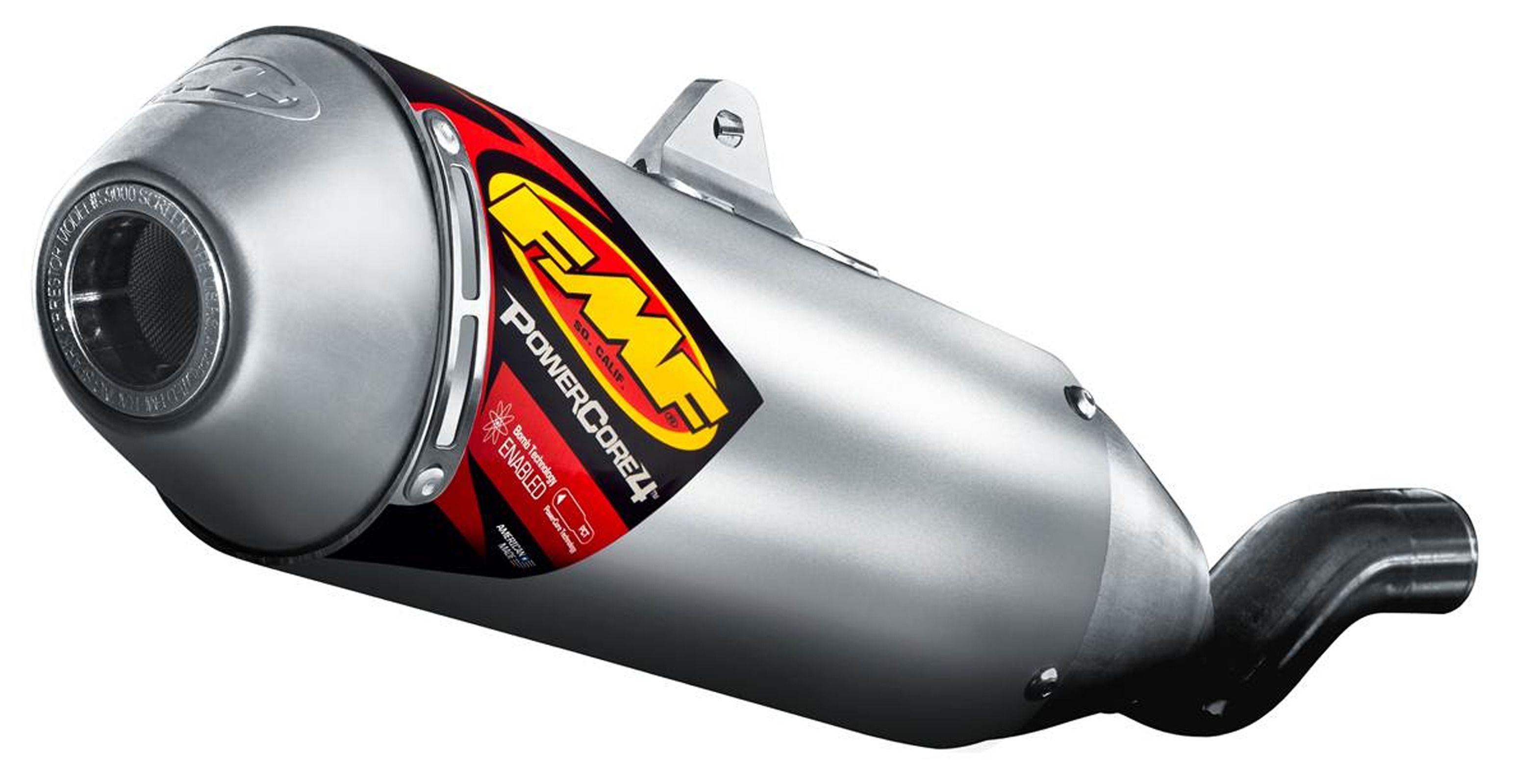 FMF PowerCore 4 Slip-On Exhaust Yamaha XT250 2008-2019 | 10% ($30 00) Off!