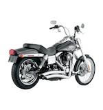 Python Venom Radius Exhaust For Harley Dyna 2006-2011