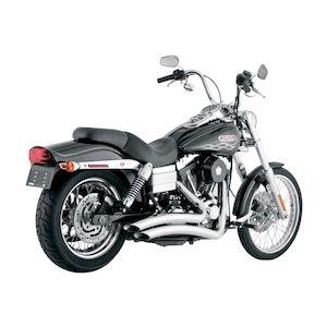 Python Venom Radius Exhaust For Harley