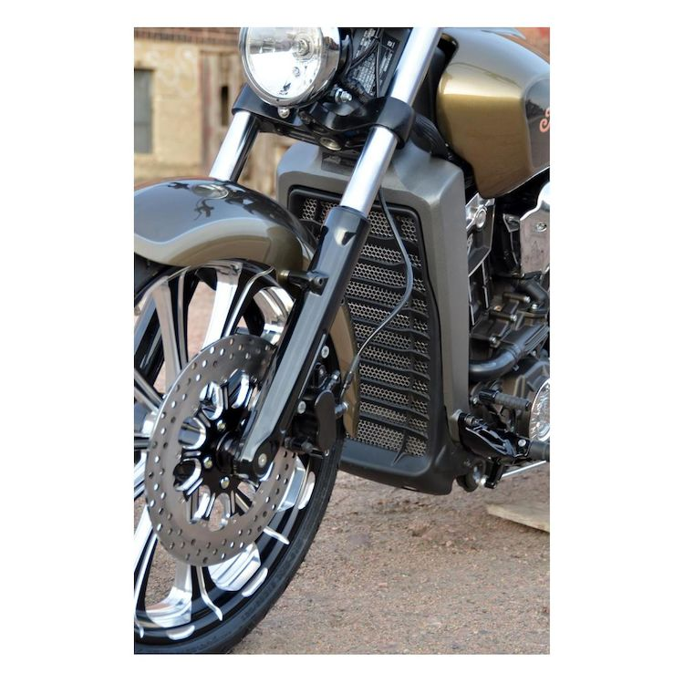Klock Werks Outrider Rad Guard For Indian Scout 2015-2019