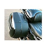 TechSpec Snake Skin Side Case Pads Kawasaki Concours 14 2008-2015
