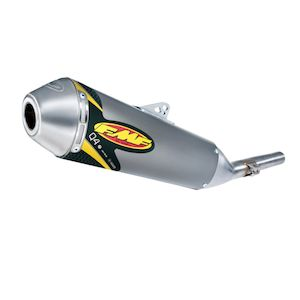 FMF Q4 Slip-On Exhaust Husqvarna TXC250 2009 / TXC450 2010-2012