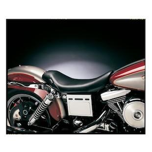 Le Pera Bare Bones Solo Seat For Harley Dyna Wide Glide 1996-2003
