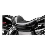 Le Pera Stubs Cafe Seat For Harley Dyna 2006-2017