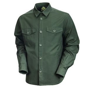 Roland Sands Newcombe Overshirt (SM)