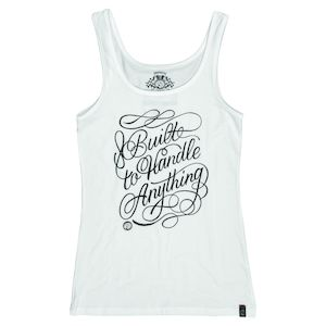 Roland Sands Built Women's Tank Top