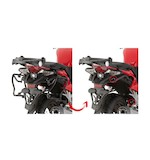 Givi PLXR1132 Rapid Release V35 Side Case Racks Honda VFR800 2014-2015