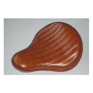 LaRosa Leather Solo Seat Brown / Wide [Previously Installed]