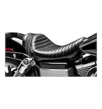 Le Pera Stubs Spoiler Seat For Harley Dyna 2006-2017