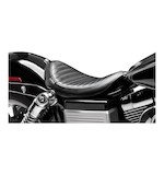 Le Pera Lil Nugget Solo Seat For Harley Dyna 2006-2015