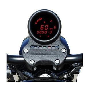 Dakota Digital 3200 Series Speedometer For Harley Dyna / Sportster 1994-2003