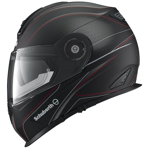 schuberth s2 sport dark wave helmet revzilla. Black Bedroom Furniture Sets. Home Design Ideas