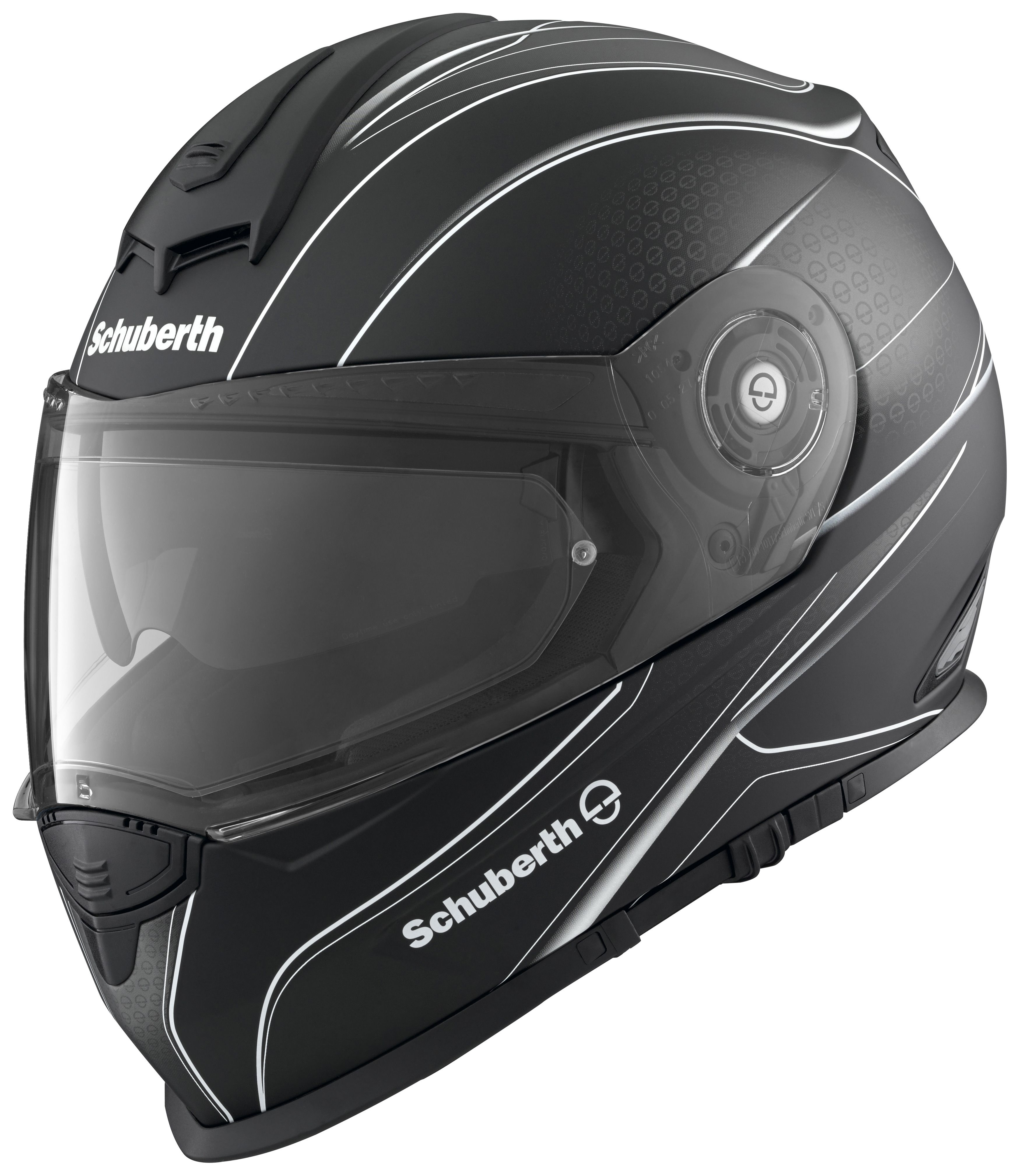 schuberth s2 sport dark wave helmet size xl only revzilla. Black Bedroom Furniture Sets. Home Design Ideas