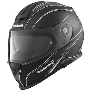 Schuberth S2 Sport Dark Wave Helmet (Size XL Only)