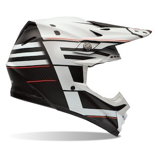 Bell Moto-9 Flex Blocked Helmet
