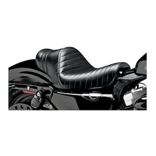 Le Pera Stubs Spoiler Seat For Harley