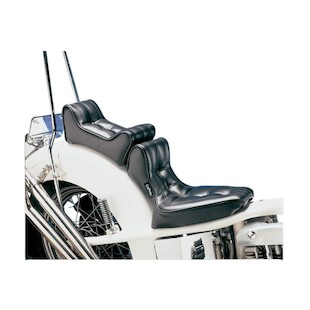Le Pera Signature II Seat for Harley Aftermarket Rigid Frames/Choppers