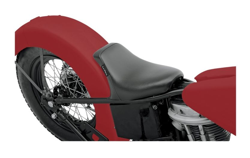 Le Pera Bare Bones Solo Seat For Harley Aftermarket Rigid Frames ...