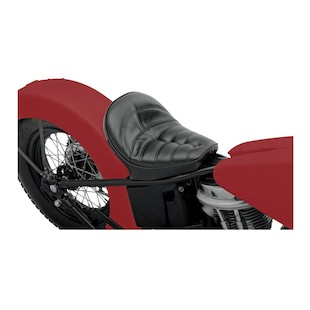 Le Pera 300 Series Solo Seat For Harley Aftermarket Rigid Frames / Choppers