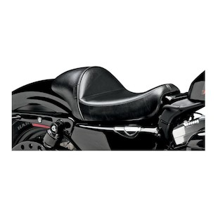 Le Pera Stubs Cafe Seat For Harley