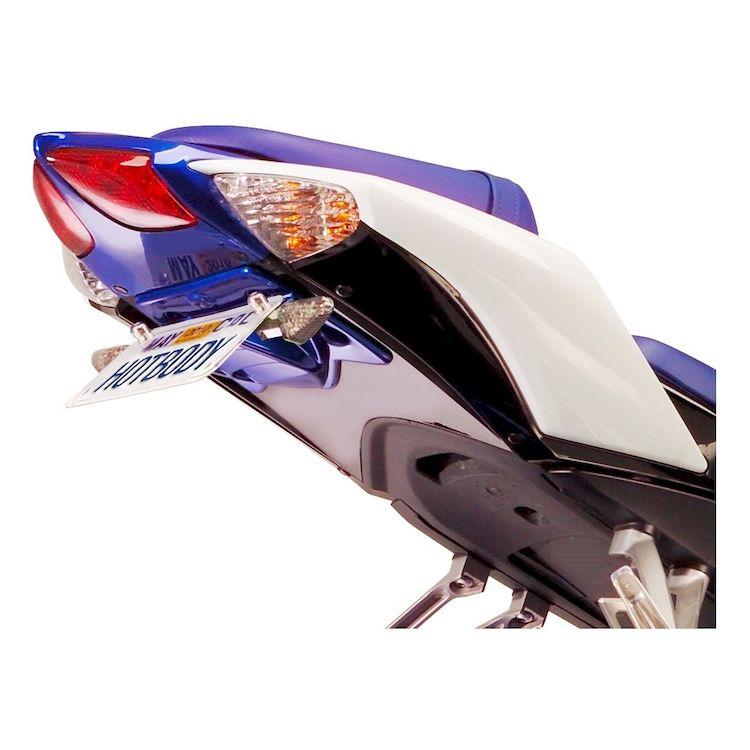 Hotbodies TAG Fender Eliminator Kit Suzuki GSXR 600 / GSXR 750 2008-2010 Textured Black [Previously Installed]