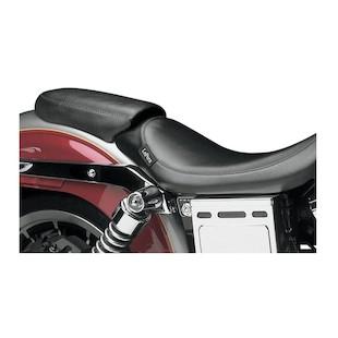 Le Pera Bare Bones Passenger Seat For Harley Dyna Wide Glide 1996-2003