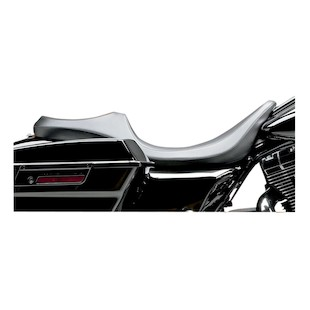 Le Pera Villain Daddy Long Legs Seat For Harley Touring 2008-2015