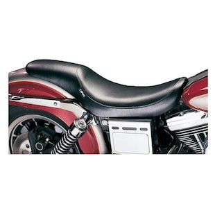 Le Pera Up-Front Silhouette Seat For Harley Dyna