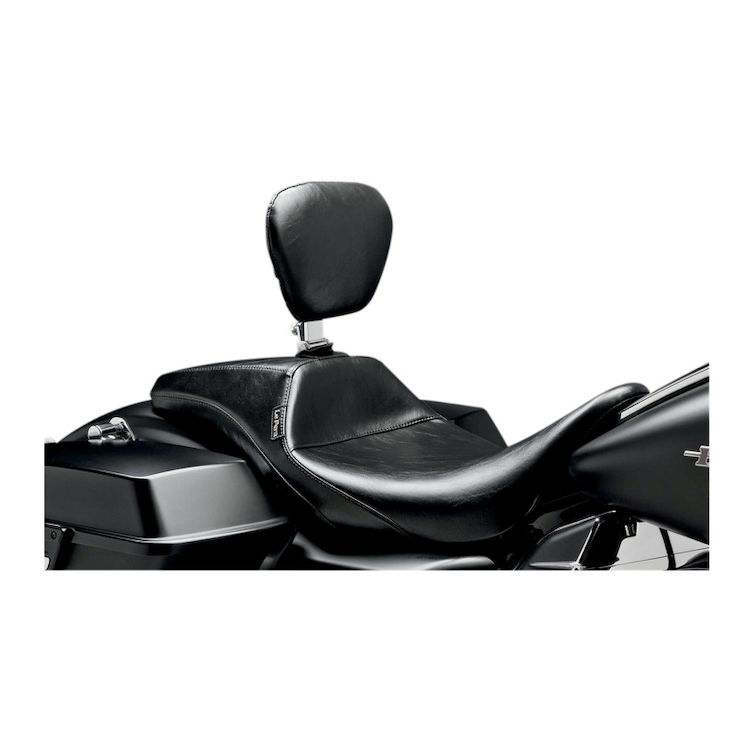 Le Pera Outcast Daddy Long Legs Seat For Harley Touring 2008-2019