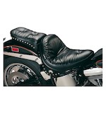 Le Pera Monterey Regal Plush Solo Seat For Harley Softail 1984-1999