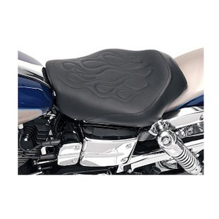Saddlemen Tattoo Solo Seat For Harley