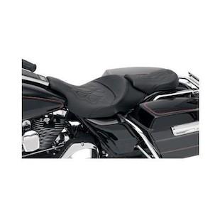 Saddlemen Tattoo Passenger Seat For Harley