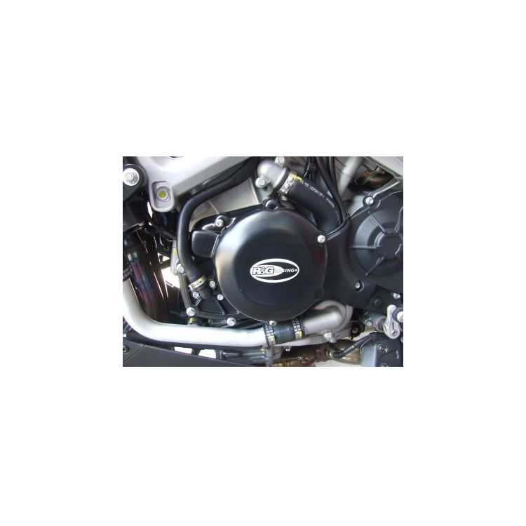 R&G Racing Left Side Engine Case Cover Aprilia RSV4 Factory / RSV4-R / Tuono V4 R (APRC) 2011-2014