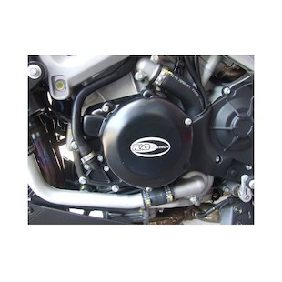 R&G Racing Left Side Engine Case Cover Aprilia RSV4 Factory / RSV4-R / Tuono V4 R (APRC) 2011-2014