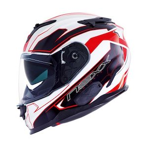 NEXX X.T1 Lotus Red SMALL Full Face XT1 Motorcycle Helmet S - CLOSEOUT SALE