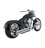 Vance & Hines Longshots HS Exhaust For Harley Softail 1986-2006