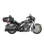 Vance & Hines 2-Into-1 Pro Pipe Exhaust For Harley Touring 1999-2008