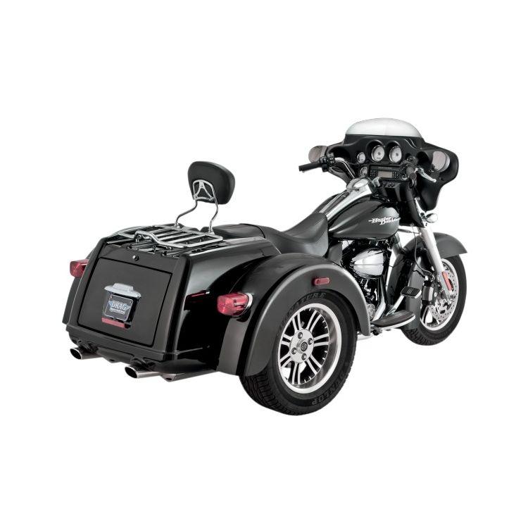 Vance Hines Deluxe Slipon Mufflers For Harley Trike 20092019: Harley Trike Exhaust At Woreks.co