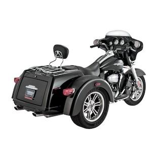 Vance & Hines Deluxe Slip-On Exhaust for Harley Trike 2009-2015