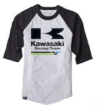 Factory Effex Kawasaki Racing Baseball Shirt