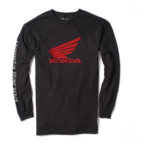 Factory Effex Honda L/S T-Shirt