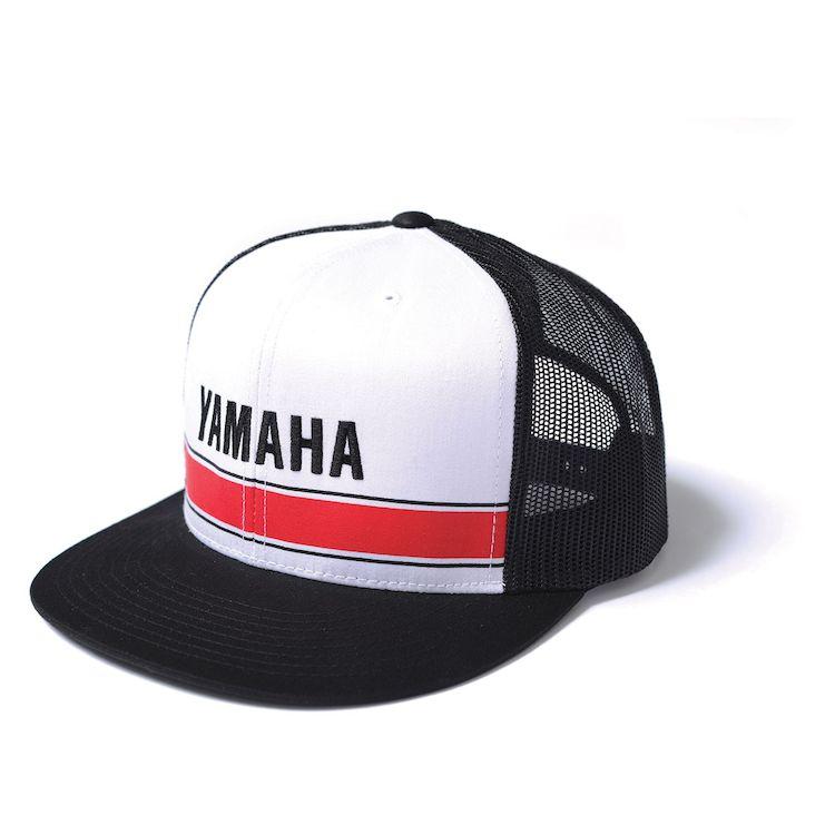 064ecf829a9 Factory Effex Yamaha Vintage Hat - RevZilla
