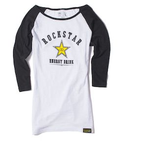 Factory Effex Rockstar All-Star Baseball Women's Shirt