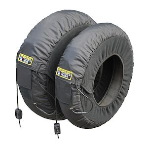 Woodcraft Tire Warmers