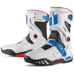 Icon Raiden DKR Motorcycle Boots