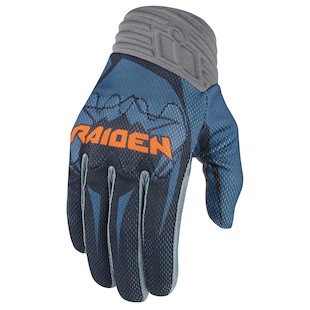 Icon Raiden Arakis Motorcycle Gloves