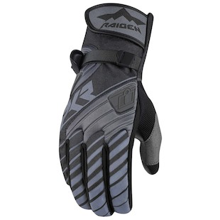 Icon Raiden DKR Motorcycle Gloves